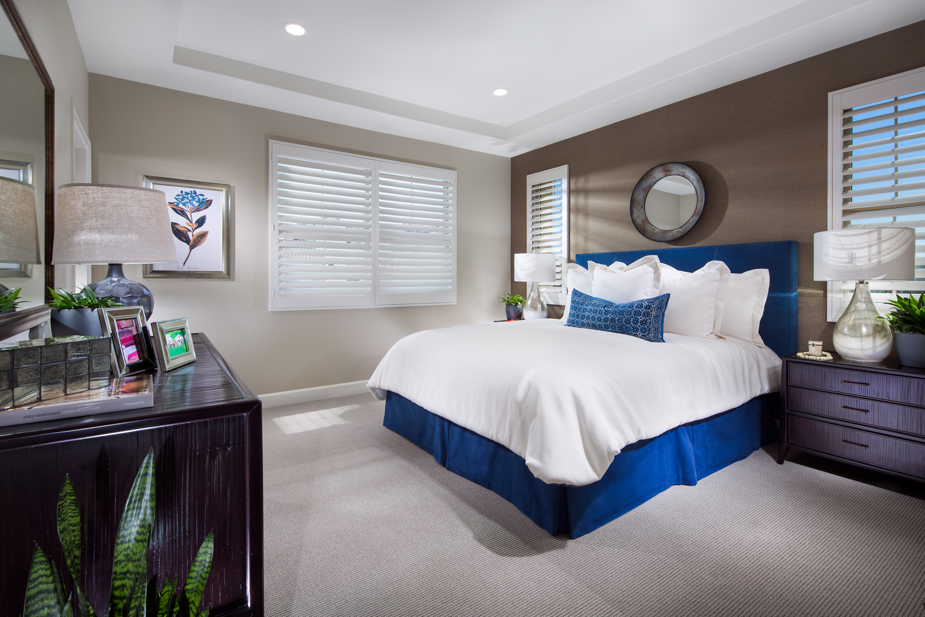 Plan 3Z Master Bedroom