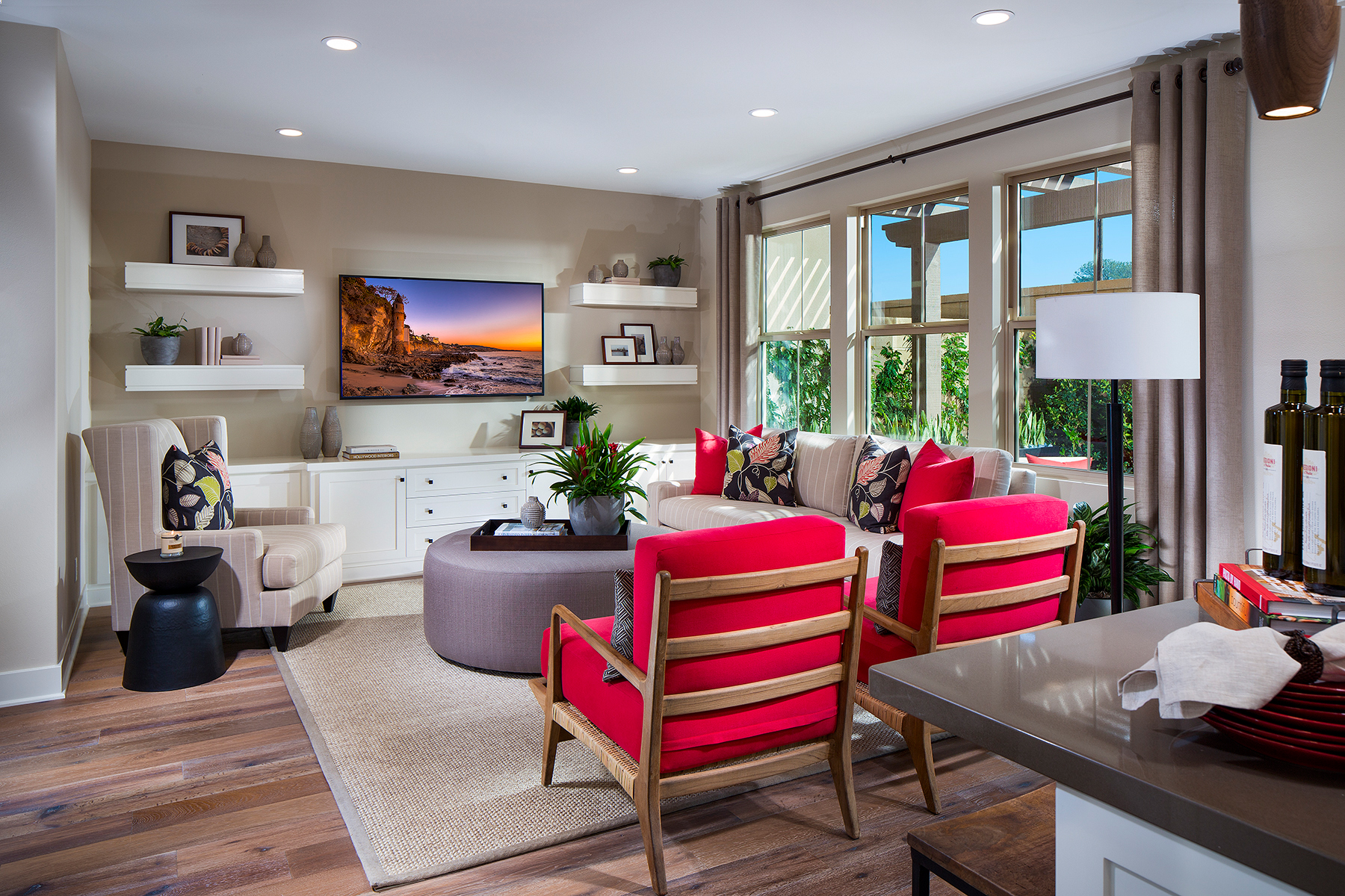 Plan 1 Family Room