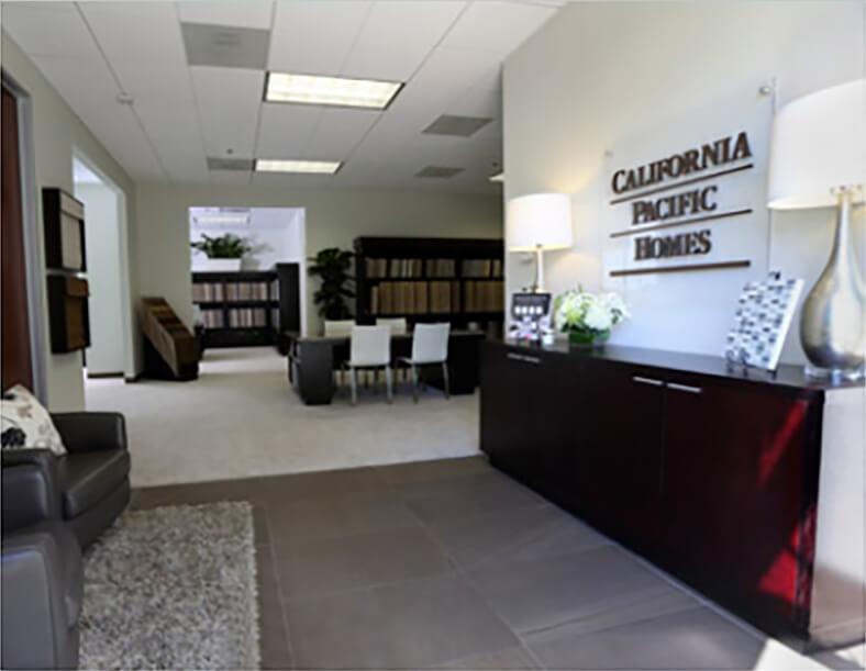 Design Center California Pacific Homes